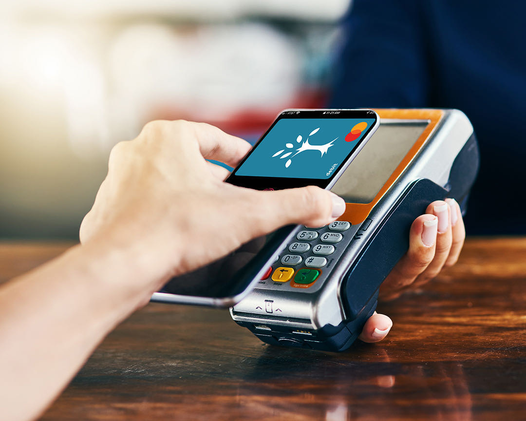 Paying with digital wallet